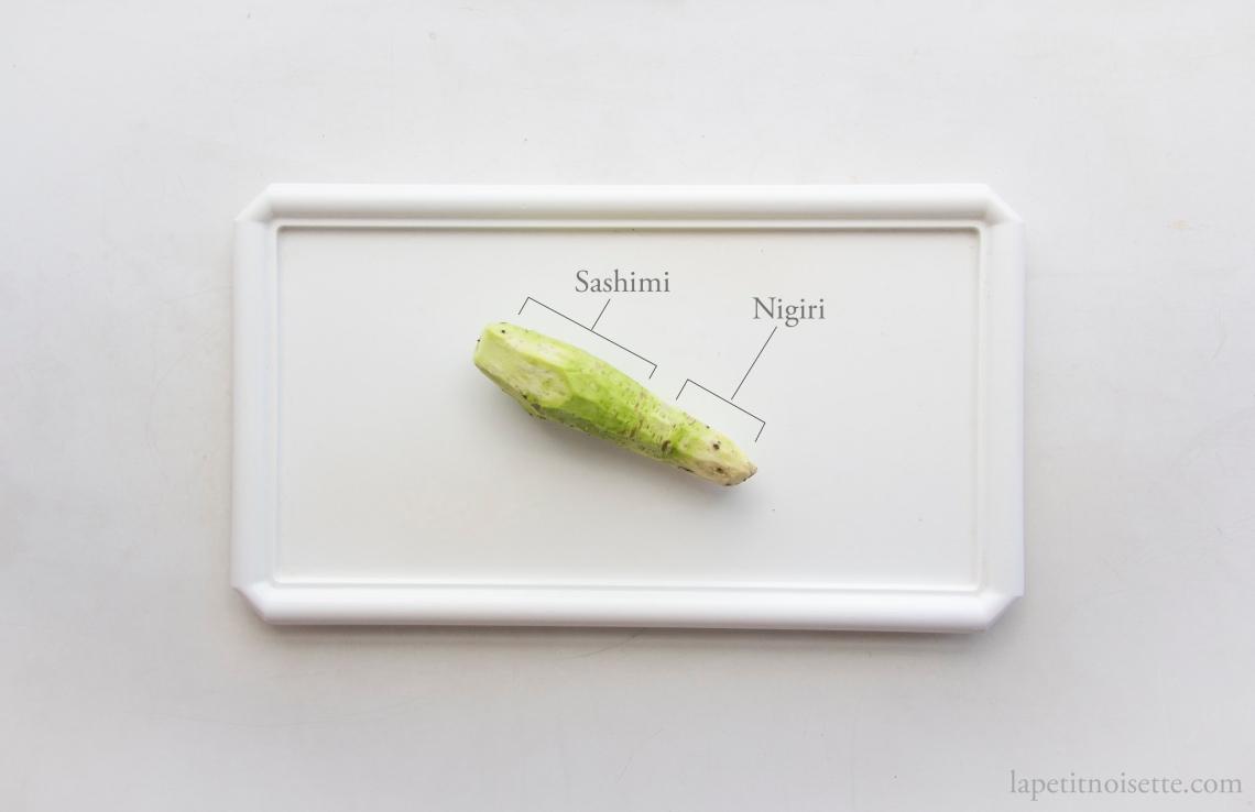 Sashimi Nigiri